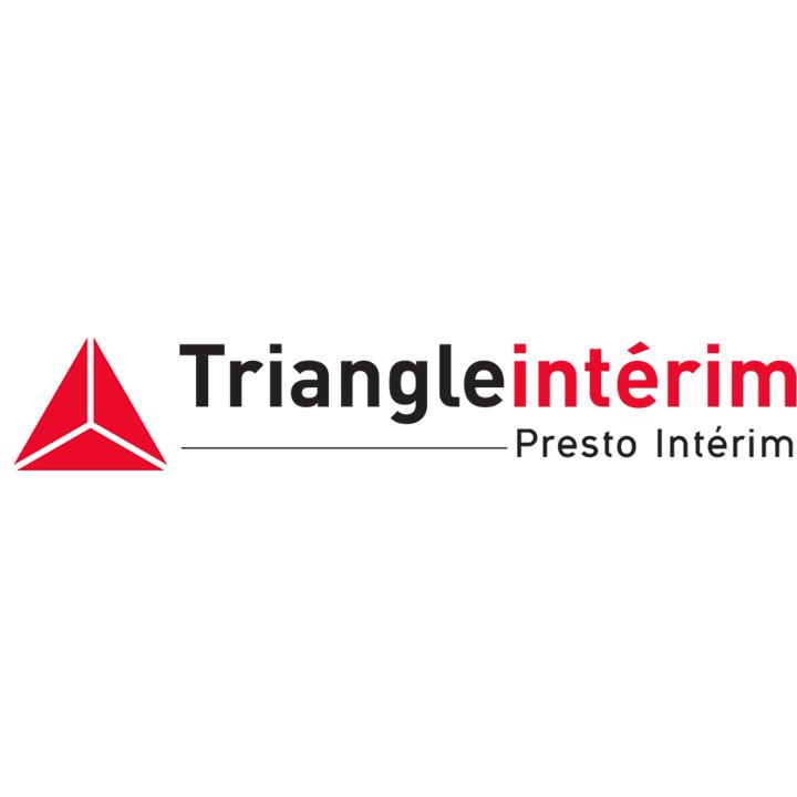 Logo Triangle Solutions RH – Presto Intérim