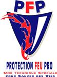 Logo PFP Protection Feu Pro