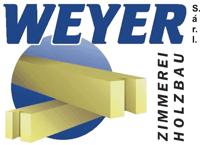 Logo Weyer Zimmerei - Holzbau