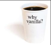 Logo why vanilla?