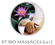 Logo KT Bio Massages