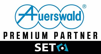 Logo SET - Auerswald Premium Partner
