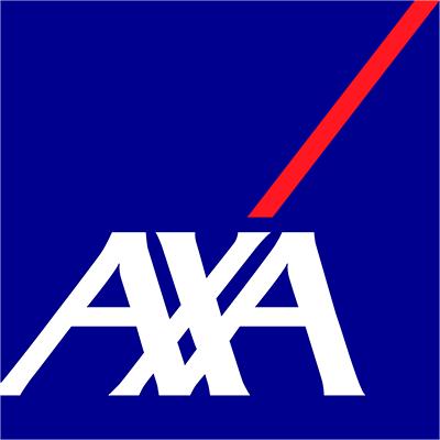 Logo AXA Assurances Luxembourg Alex Giesen