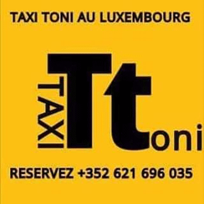 Logo Taxis Toni Sàrl