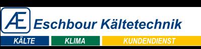 Logo Eschbour Kältetechnik