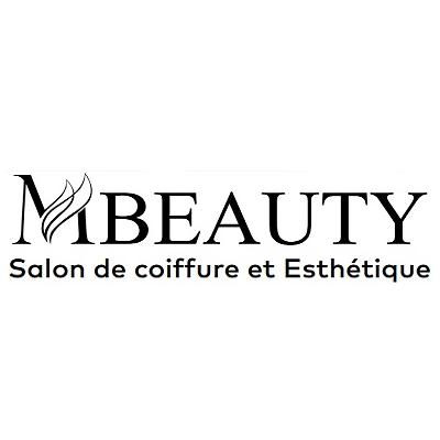 Logo Coiffure & Cosmétique Salon M Beauty