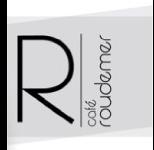 Logo Café Roudemer