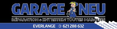 Logo Garage Neu Sàrl