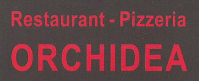 Logo Restaurant Pizzeria L'Orchidea
