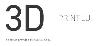 Logo 3Dprint.lu
