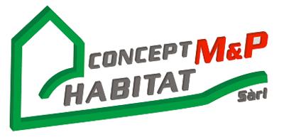 Logo Concept M&P Habitat SARLS