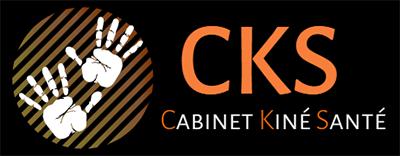 Logo CKS - Cabinet Kiné Santé