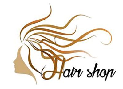 Logo Hair Shop