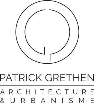 Logo Patrick Grethen Architecture et Urbanisme Sàrl