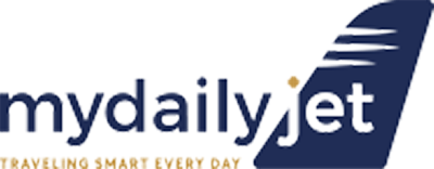 Logo My Daily Jet Sàrl