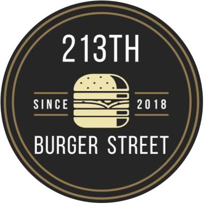Logo 213th Burger Street SARLS