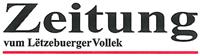 Logo Zeitung vum Lëtzebuerger Vollek