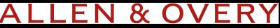 Logo Allen & Overy S.C.S.