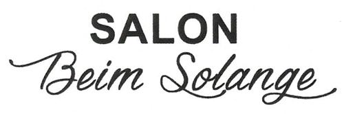 Logo Salon de Coiffure Beim Solange