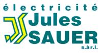 Logo Electricité Jules Sauer Sàrl