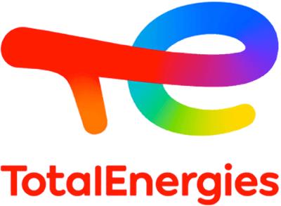 Logo TOTAL (Station-Service)