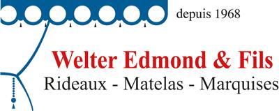 Logo Welter Edmond & Fils