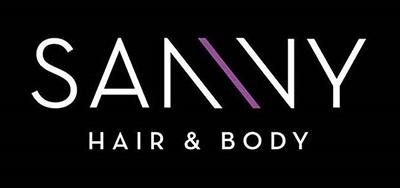 Logo Sanny Hair & Body Clinique du cheveu Niederfeulen