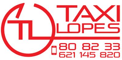 Logo Taxi Lopes Sàrl