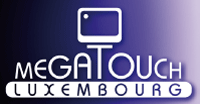 Logo Megatouch Luxembourg