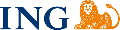 Logo ING Luxembourg (Agence Grand-Rue)