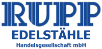 Logo Rupp Edelstähle Handelgesellschaft mbH