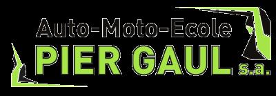 Logo Auto-Moto-Ecole Pier Gaul
