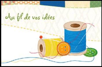 Au fil de vos idées