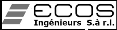 ECOS-Ingénieurs S.à.r.l.