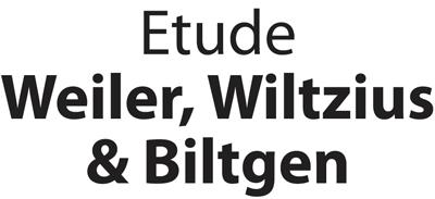 Etude d'avocats Weiler, Wiltzius, Biltgen Sàrl