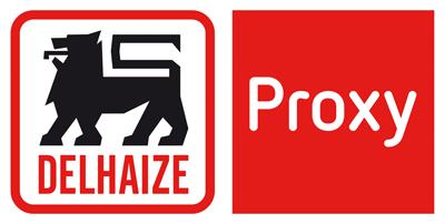 Proxy Delhaize Gare