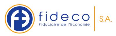 Fideco, Fiduciaire de l'Economie S.A
