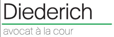 Diederich René - Avocat à la Cour
