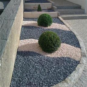 Pierres decoratives pour jardin