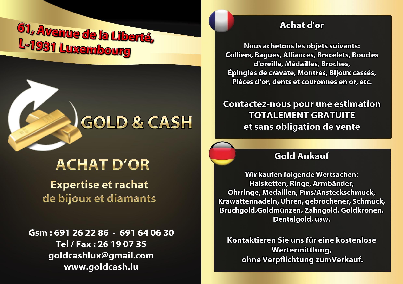 FlyerGold&cash