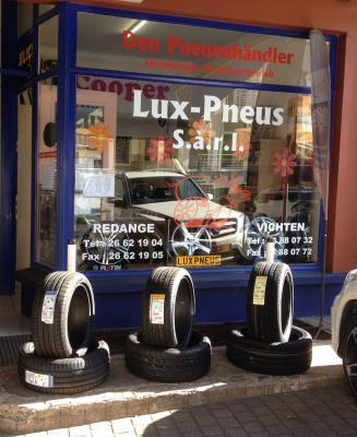 Den Pneuenhändler - Lux-Pneus Redange