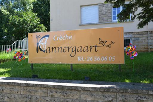 Crèche Kannergaart