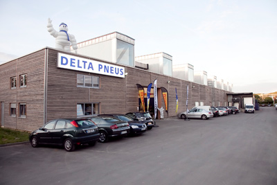 Photo of Delta - Pneus Leudelange