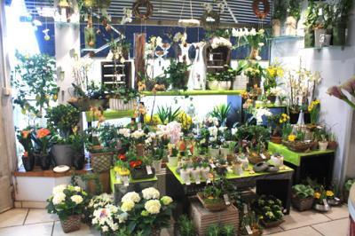 Merlino fleurs article de d coration composition florale editus - Monceau fleurs porte maillot ...