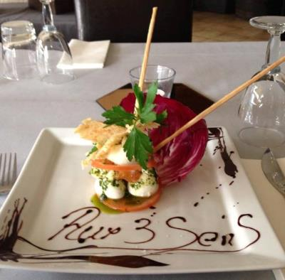 Foto von Restaurant Aux 3 Sens