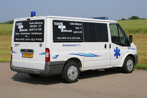 Taxis Ambulances C&C