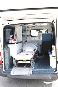 Taxis Ambulances C&C