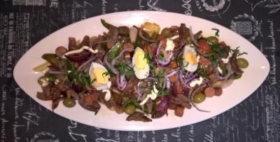 La cuisine du Pérou plus près de vous