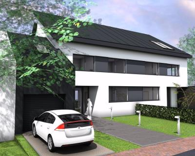 Mg architectes architecte maison passive editus for Architecte maison passive