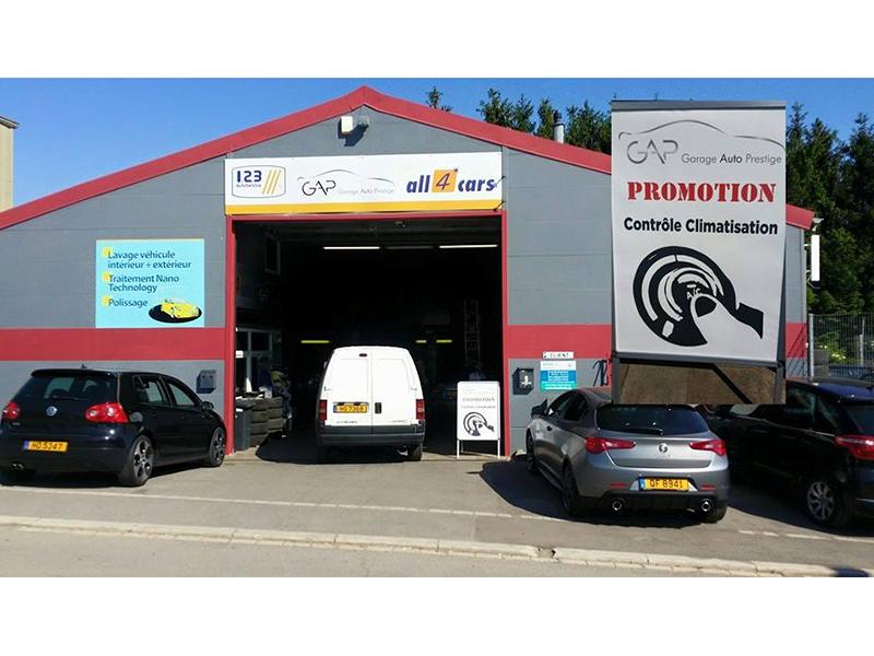 Infos pratiques pr sentation foetz for Garage ava auto gap